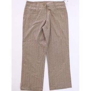 NWT Courtenay Straight Leg Casual Pants Pants